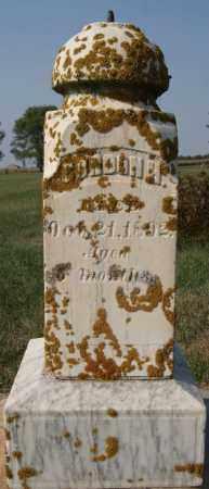 RICHARDSON, GORDON H - Lake County, South Dakota   GORDON H RICHARDSON - South Dakota Gravestone Photos