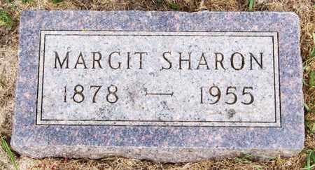 SHARON, MARGIT - Lake County, South Dakota | MARGIT SHARON - South Dakota Gravestone Photos