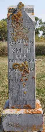 SMITH, EDMUND P - Lake County, South Dakota | EDMUND P SMITH - South Dakota Gravestone Photos