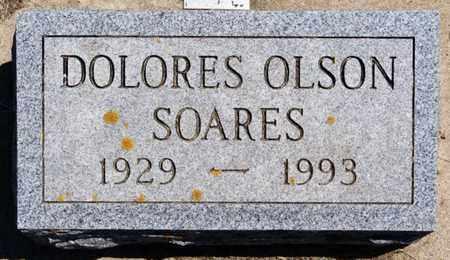 SOARES, DOLORES - Lake County, South Dakota | DOLORES SOARES - South Dakota Gravestone Photos
