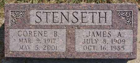 STENSETH, CORENE B - Lake County, South Dakota | CORENE B STENSETH - South Dakota Gravestone Photos