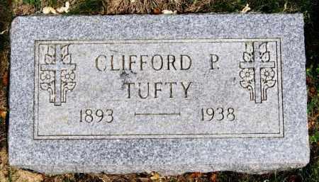 TUFTY, CLIFFORD P - Lake County, South Dakota | CLIFFORD P TUFTY - South Dakota Gravestone Photos