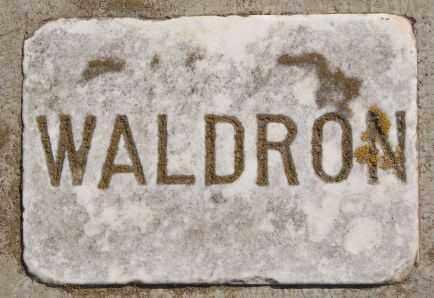 WALDRON, INFANT - Lake County, South Dakota | INFANT WALDRON - South Dakota Gravestone Photos