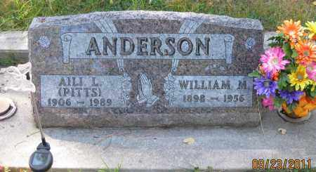 PITTS ANDERSON, AILI  L. - Lawrence County, South Dakota | AILI  L. PITTS ANDERSON - South Dakota Gravestone Photos