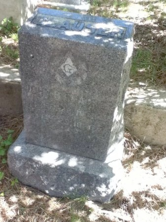 CLAUSER, JOHN B - Lawrence County, South Dakota | JOHN B CLAUSER - South Dakota Gravestone Photos