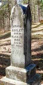 COULET, FRANK - Lawrence County, South Dakota | FRANK COULET - South Dakota Gravestone Photos