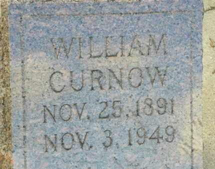 CURNOW, WILLIAM - Lawrence County, South Dakota | WILLIAM CURNOW - South Dakota Gravestone Photos