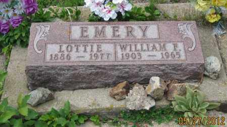 EMERY, WILLIAM  F. - Lawrence County, South Dakota | WILLIAM  F. EMERY - South Dakota Gravestone Photos