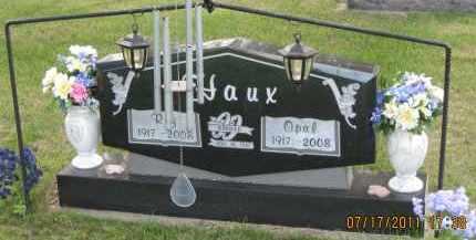 HAUX, OPAL - Lawrence County, South Dakota   OPAL HAUX - South Dakota Gravestone Photos