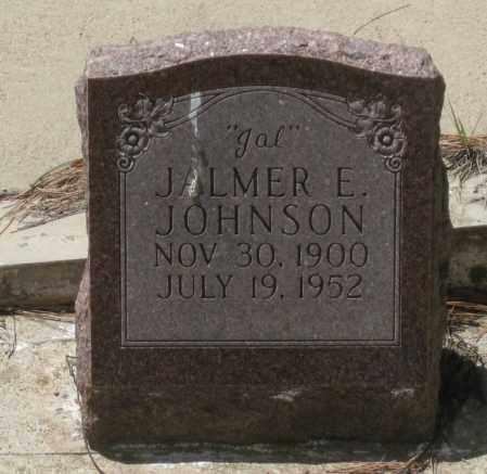 "JOHNSON, JALMER E.  ""JAL"" - Lawrence County, South Dakota   JALMER E.  ""JAL"" JOHNSON - South Dakota Gravestone Photos"