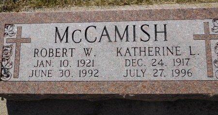 MCCAMISH, ROBERT - Lawrence County, South Dakota | ROBERT MCCAMISH - South Dakota Gravestone Photos