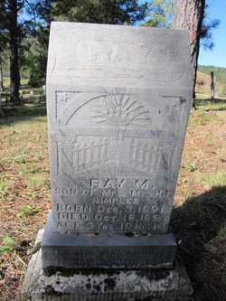 RIMPLER, RAY  M. - Lawrence County, South Dakota   RAY  M. RIMPLER - South Dakota Gravestone Photos