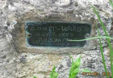 WARD, EMMIT  (2) - Lawrence County, South Dakota | EMMIT  (2) WARD - South Dakota Gravestone Photos