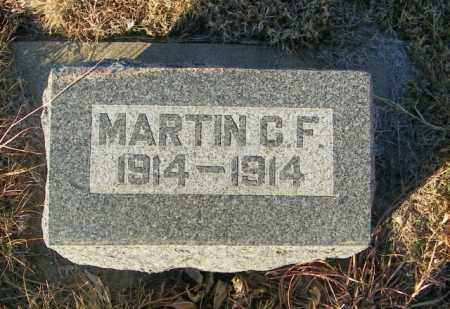 ANDERBERG, MARTIN C F - Lincoln County, South Dakota | MARTIN C F ANDERBERG - South Dakota Gravestone Photos