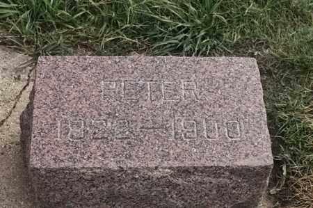 BERGQUIST, HANNAH - Lincoln County, South Dakota | HANNAH BERGQUIST - South Dakota Gravestone Photos