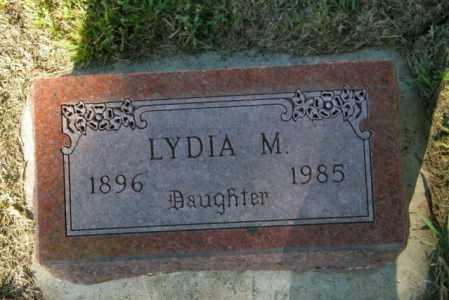 BIRKLAND, LYDIA M - Lincoln County, South Dakota | LYDIA M BIRKLAND - South Dakota Gravestone Photos