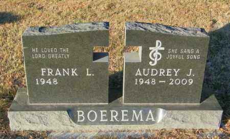 BOEREMA, FRANK L - Lincoln County, South Dakota   FRANK L BOEREMA - South Dakota Gravestone Photos