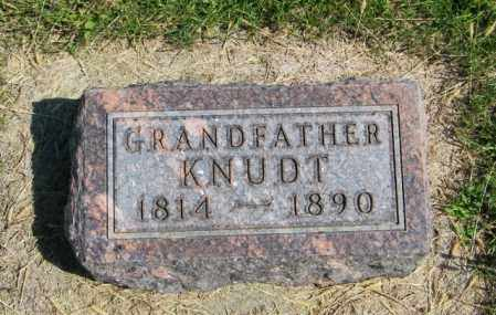 BRANDSGARD, KNUDT - Lincoln County, South Dakota | KNUDT BRANDSGARD - South Dakota Gravestone Photos