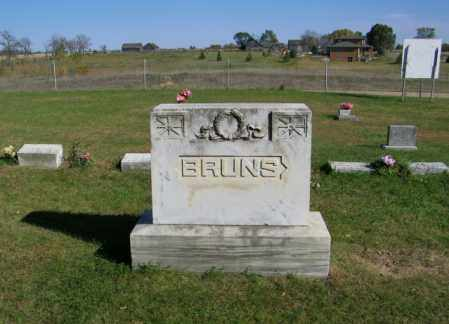 BRUNS, FAMILY PLOT - Lincoln County, South Dakota | FAMILY PLOT BRUNS - South Dakota Gravestone Photos