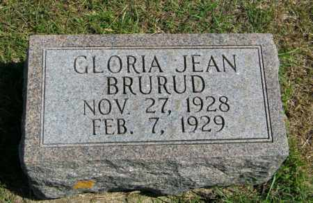 BRURUD, GLORIA JEAN - Lincoln County, South Dakota | GLORIA JEAN BRURUD - South Dakota Gravestone Photos