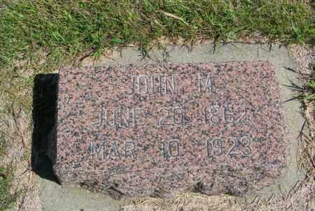 BRURUD, JOHN M - Lincoln County, South Dakota   JOHN M BRURUD - South Dakota Gravestone Photos