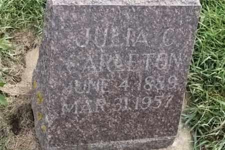 CARLETON, JULIA C - Lincoln County, South Dakota | JULIA C CARLETON - South Dakota Gravestone Photos