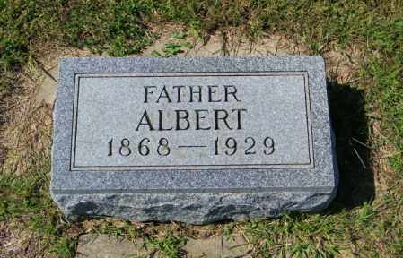 CHRISTOPHERSON, ALBERT - Lincoln County, South Dakota   ALBERT CHRISTOPHERSON - South Dakota Gravestone Photos
