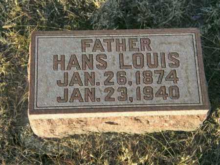 CHRISTOPHERSON, HANS LOUIS - Lincoln County, South Dakota | HANS LOUIS CHRISTOPHERSON - South Dakota Gravestone Photos