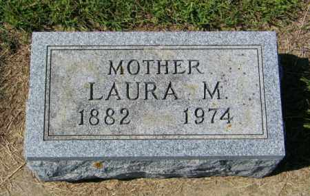 CHRISTOPHERSON, LAURA M - Lincoln County, South Dakota | LAURA M CHRISTOPHERSON - South Dakota Gravestone Photos