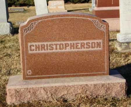 CHRISTOPHERSON PLOT, HANS - Lincoln County, South Dakota | HANS CHRISTOPHERSON PLOT - South Dakota Gravestone Photos