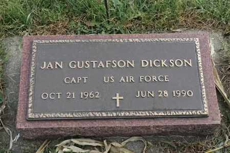 GUSTAFSON DICKSON, JAN - Lincoln County, South Dakota | JAN GUSTAFSON DICKSON - South Dakota Gravestone Photos