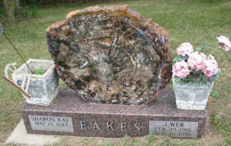 EAKES, J. WEB - Lincoln County, South Dakota | J. WEB EAKES - South Dakota Gravestone Photos
