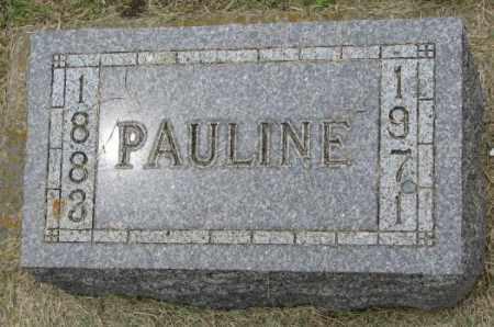 EGGE, PAULINE - Lincoln County, South Dakota | PAULINE EGGE - South Dakota Gravestone Photos