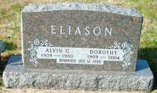 ELIASON, DOROTHY L. - Lincoln County, South Dakota   DOROTHY L. ELIASON - South Dakota Gravestone Photos