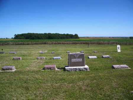 ELIASON FAMILY PLOT, OLE - Lincoln County, South Dakota | OLE ELIASON FAMILY PLOT - South Dakota Gravestone Photos