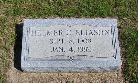 ELIASON, HELMER O - Lincoln County, South Dakota | HELMER O ELIASON - South Dakota Gravestone Photos