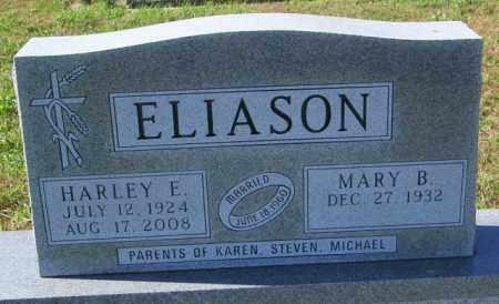 ELIASON, HARLEY E. - Lincoln County, South Dakota | HARLEY E. ELIASON - South Dakota Gravestone Photos