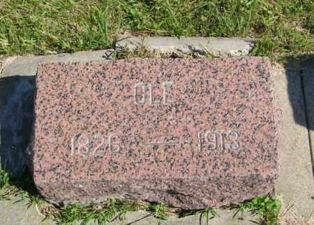 ELIASON, OLE - Lincoln County, South Dakota   OLE ELIASON - South Dakota Gravestone Photos