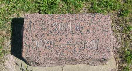 ELIASON, SOREN - Lincoln County, South Dakota | SOREN ELIASON - South Dakota Gravestone Photos