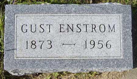 ENSTROM, GUST - Lincoln County, South Dakota | GUST ENSTROM - South Dakota Gravestone Photos