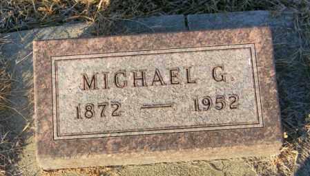 ENGEBRETSON, MICHAEL G - Lincoln County, South Dakota | MICHAEL G ENGEBRETSON - South Dakota Gravestone Photos