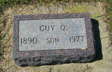 FALDE, GUY O - Lincoln County, South Dakota | GUY O FALDE - South Dakota Gravestone Photos