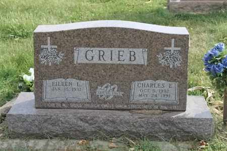 GRIEB, EILEEN L - Lincoln County, South Dakota | EILEEN L GRIEB - South Dakota Gravestone Photos