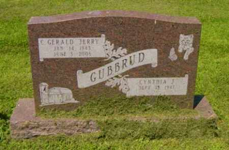 GUBBRUD, CYNTHIA J - Lincoln County, South Dakota | CYNTHIA J GUBBRUD - South Dakota Gravestone Photos