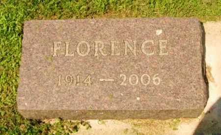 GUBBRUD, FLORENCE - Lincoln County, South Dakota   FLORENCE GUBBRUD - South Dakota Gravestone Photos