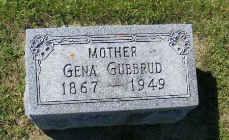 GUBBRUD, GENA - Lincoln County, South Dakota | GENA GUBBRUD - South Dakota Gravestone Photos