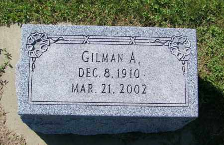 GUBBRUD, GILMAN A - Lincoln County, South Dakota | GILMAN A GUBBRUD - South Dakota Gravestone Photos