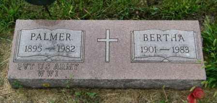 GUBBRUD, BERTHA - Lincoln County, South Dakota | BERTHA GUBBRUD - South Dakota Gravestone Photos