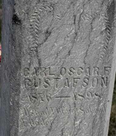 GUSTAFSON, CARL OSCAR F - Lincoln County, South Dakota   CARL OSCAR F GUSTAFSON - South Dakota Gravestone Photos