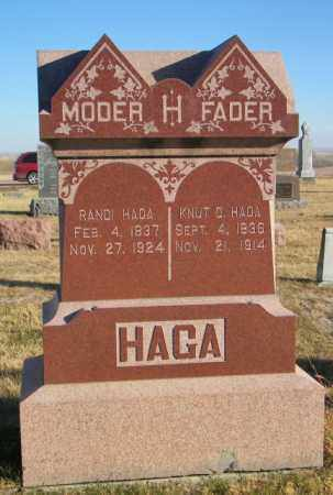 HAGA, RANDI - Lincoln County, South Dakota | RANDI HAGA - South Dakota Gravestone Photos